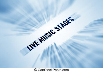 música, viver