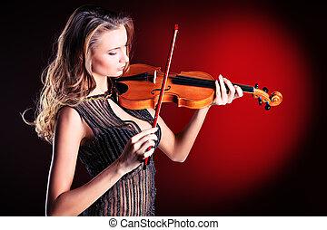 músico, femininas