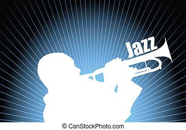 músico jazz