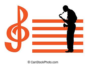 músico