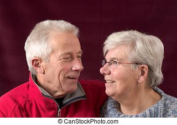 mûrir, couples aînés