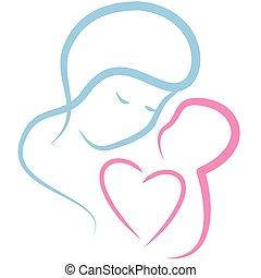 mütterliche liebe