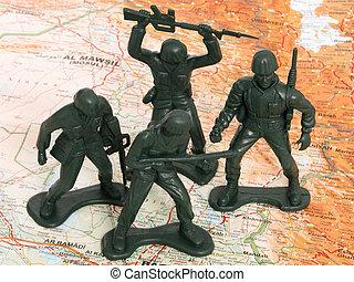 mężczyźni, irak