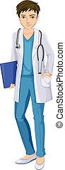 męski doktor