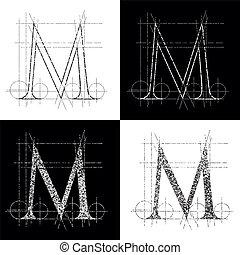 m, kapitale