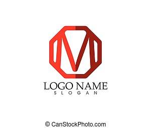 M logo and symbols
