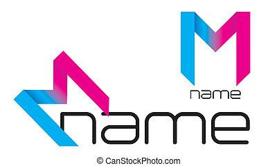 M logo icon  - M LOGO