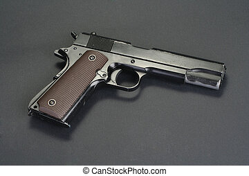 m1911, goverment, 雄の子馬, 黒