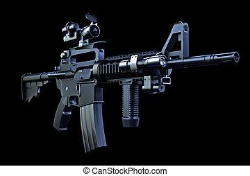 m4, 戦術的, ライフル銃