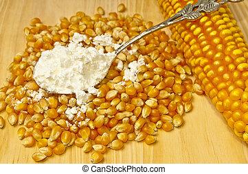 maíz, almidón