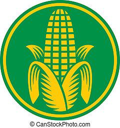 maíz, símbolo