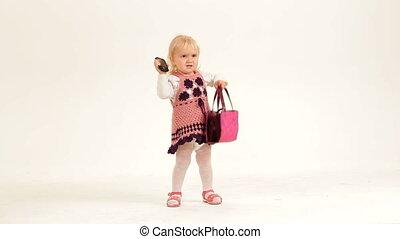 mały, fashionista