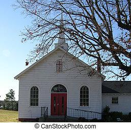 mały, kościół