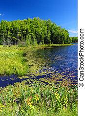 Mabel Lake Wisconsin