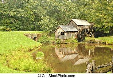 Mabry Mill 12