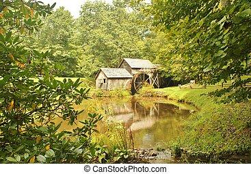 Mabry Mill 6