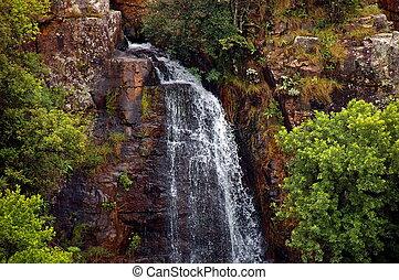 Mac Mac waterfall, South Africa