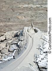 Macalube. Mud Volcanoes in Sicily - Mud Volcanoes in Sicily...