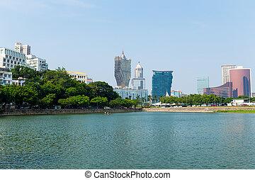 Macao metropolis
