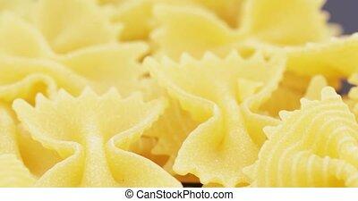 Macaroni Farfalle in bulk - Macaroni in the form of...