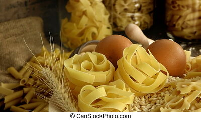 Macaroni Pasta Pastry
