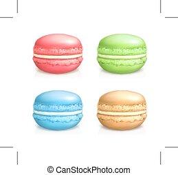 Macarons icons