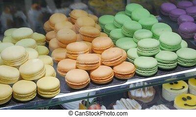 Macaroons Sweet Shop - Macaroons sweet shop camera movement