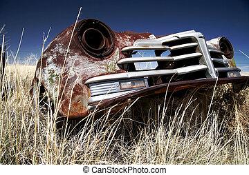 macchina antica