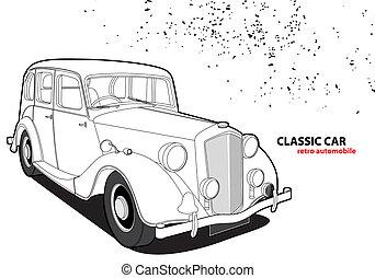 macchina classica