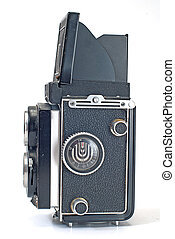 macchina fotografica antica
