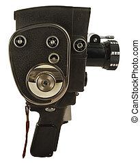 macchina fotografica film, vecchio