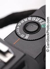 macchina fotografica, otturatore