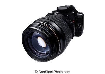 macchina fotografica, slr