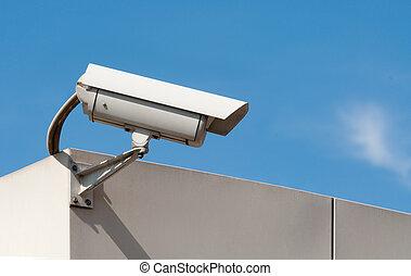 macchina fotografica, sorveglianza