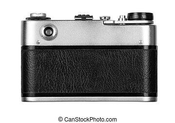 macchina fotografica, vecchio, film