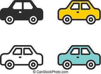 macchina passeggero, veicolo