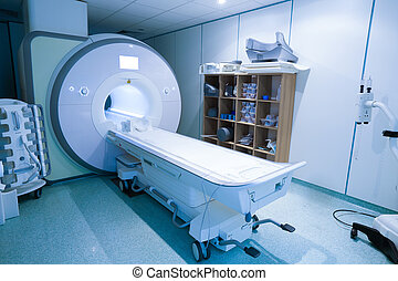 macchina, risonanza, magnetico, spectroscopy