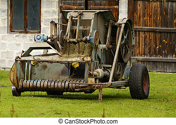 macchinario agricolo