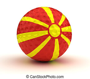 Macedonian Golf Ball