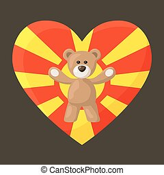 Macedonian Teddy Bears