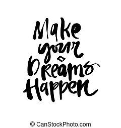 Mach deine Träume wahr! - Mach deine Träume wahr,...