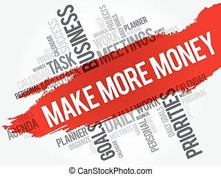 Mehr Geld Machen