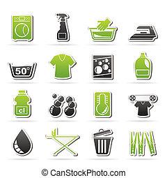 Machine lessive lavage ic nes lavage ic nes vecteurs eps rechercher des clip art - Logo lessive machine a laver ...