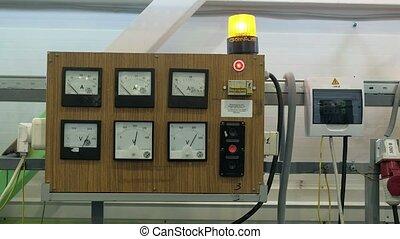 machine control panel job work - Control panel for sheet...