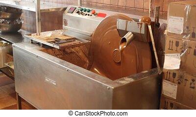 chocolate - Machine cook chocolate