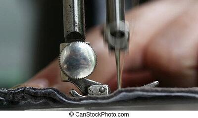 machine, couture