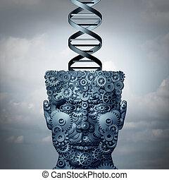 Machine DNA
