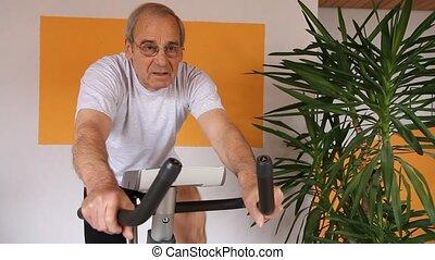 machine, exercice