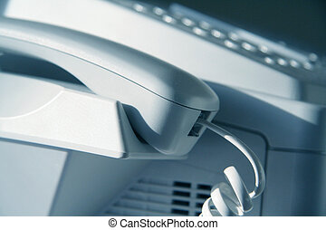 machine, fax