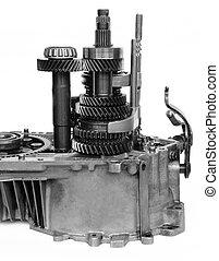 machine gearbox